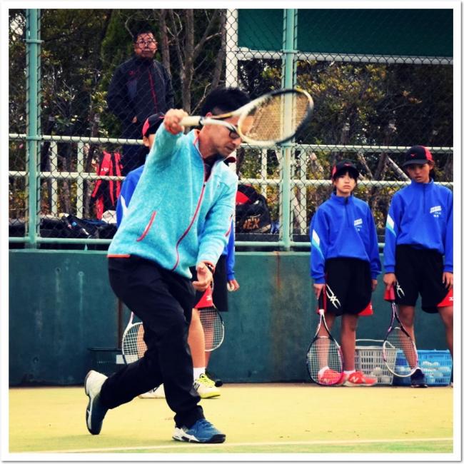 はじめようソフトテニス。真砂コーチといっしょなら簡単たのしい!