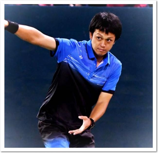 君はいま日本で一番強い男を見たか!?現役王者 柴田章平 選手がテニスガーデン広陵に登場。
