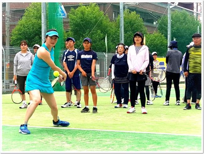 プロテニスプレーヤーがどのような視点、意識をもって練習に取り組むのか?