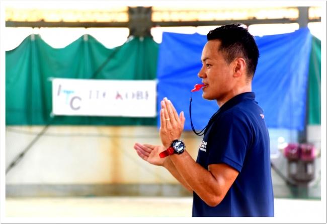 T&F.net KOBE 野口研治トレーナーとITCテニススクールのコラボ企画 夏休み「走り方教室」キャラバン開催中!
