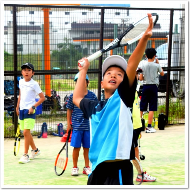 ITCジュニアクラブ人気イベント、「テニスキャンプ&ジュニアクラブカップ」 今年も大成功!