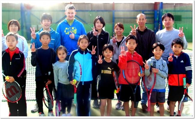 恒例なかよし親子テニス 秋の無料体験会。ITCテニススクール各校で開催!