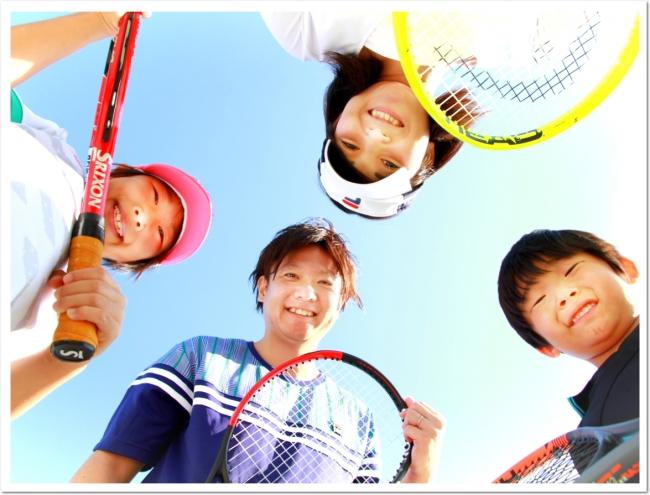 ファミリースポーツを応援するITCテニススクール「なかよし親子テニス無料体験会」開催