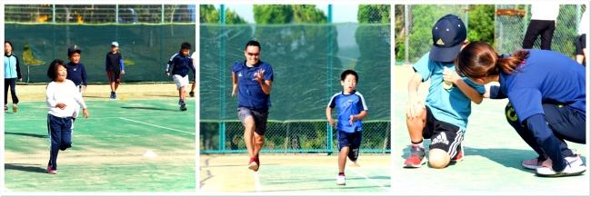 あらゆるスポーツの基礎となる「走り」をアップグレード!