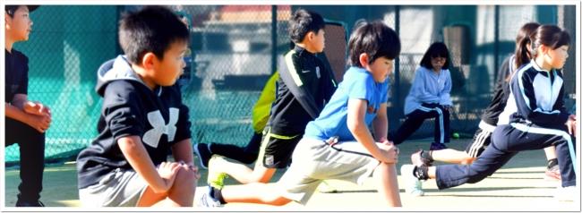 大好きなスポーツに出会い、仲間たちといっしょに切磋琢磨し、運動能力をみがく機会を提供します。