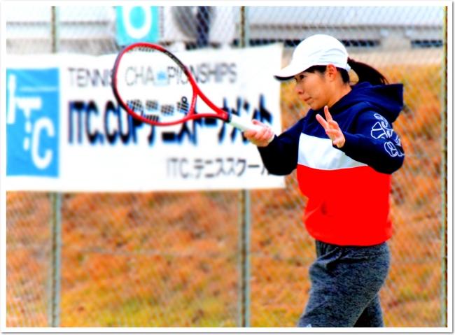 国内最大規模のスクール生テニストーナメント ITC カップ