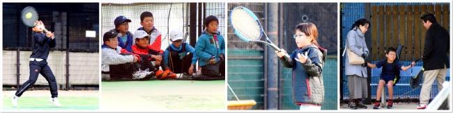 神戸近郊の8スクールから、元気なジュニアキッズ生たちが集結。