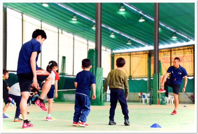 スポーツがもっと好きになる「野口研治トレーナーの走り方教室」