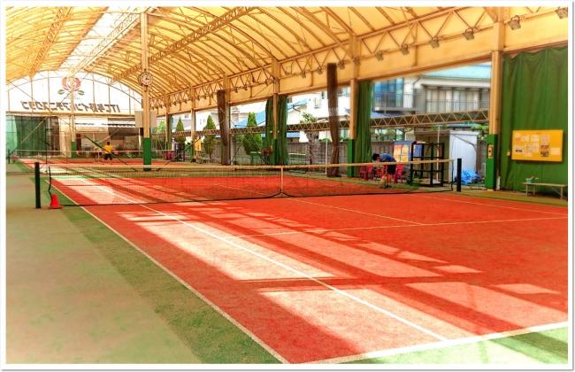 ステイホームからGoテニス! ITC与野インドアテニスクラブ