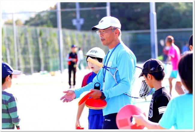 「殻(カラ)を打ち破れる少年少女を育てたい。」 ITCテニススクール ジュニアプログラム