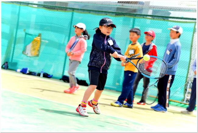 試合がまだまだ不安な。。ジュニア&キッズにおすすめ「スカイコート キッズ&ジュニア テニスカップ」