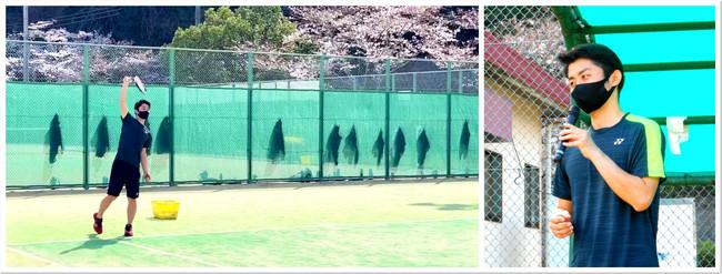 ソフトテニス界スーパースター 村田 匠 プロが登場!