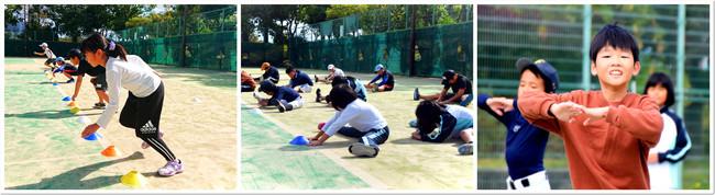 過去ITCテニススクール各校開催でも好評をいただきました。