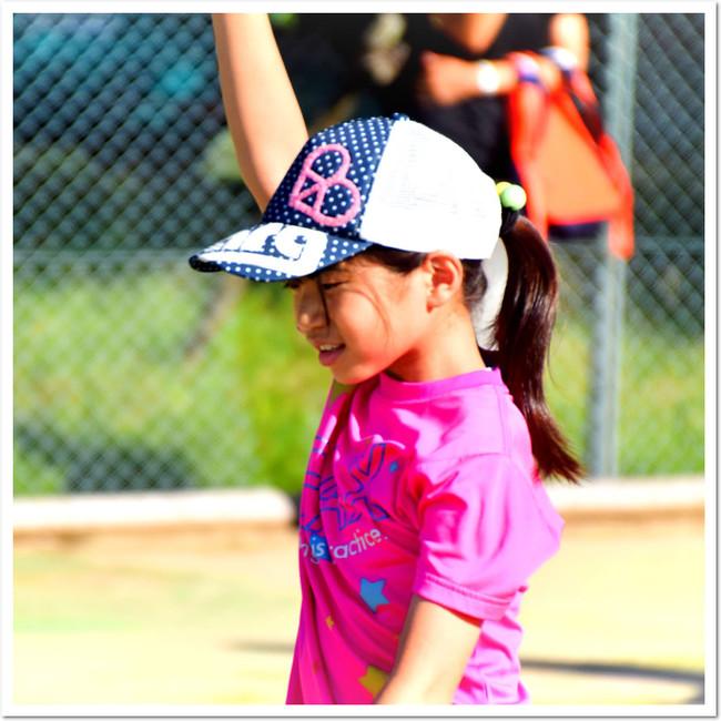 安全なテニスコートで元気に運動!