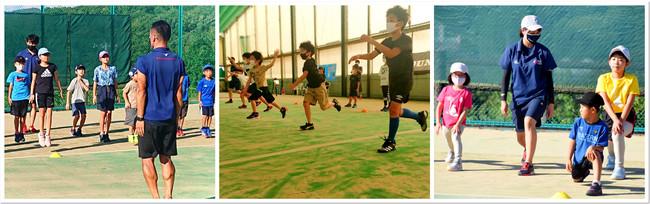 子どもたちの運動能力を引き出す魔法のレッスン。野口研治トレーナーの走り方教室。