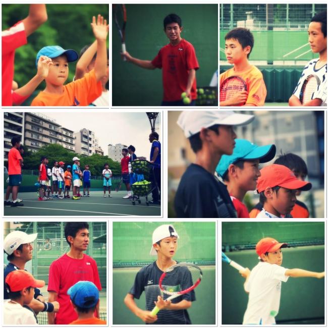 夢に向かって一歩づつ近づこう!「夢テニ」 in ITC靱テニスセンター