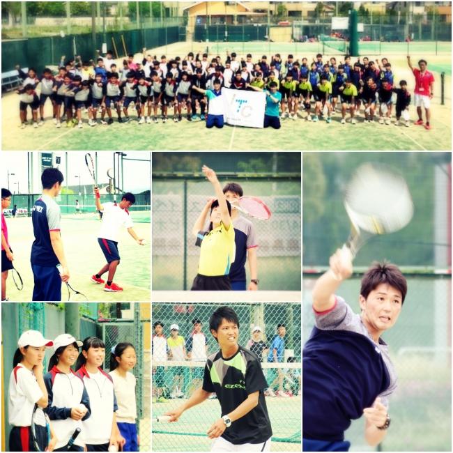 テニス・ソフトテニスを通じてお子様の「健全な心と身体の育成」
