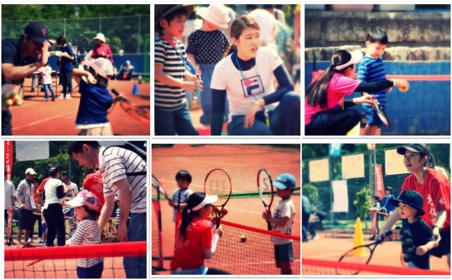 目指すのは「生涯スポーツ社会」。ITC靱テニスセンター・ITC靱庭球場