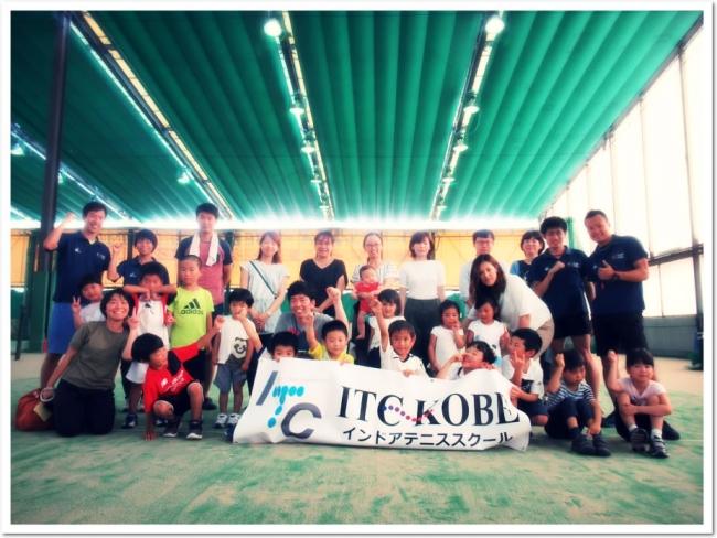 T&F.net KOBE 野口研治トレーナーの走り方教室 in ITC神戸インドアテニス