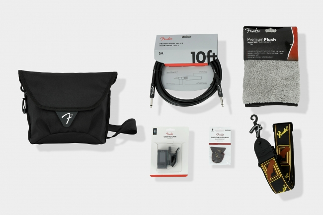 Accessory Kit with Bag
