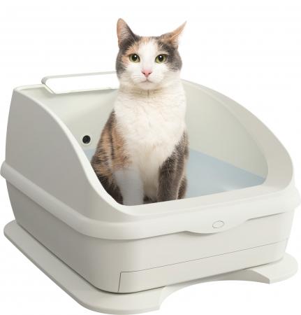 TOLETTAを使って愛猫の健康管理