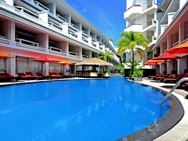 スイスホテル リゾート プーケット パトンビーチ