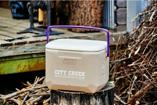 niko and ...<CITY CREEK × Coleman>コラボクーラーボックス