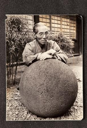 河井寛次郎氏