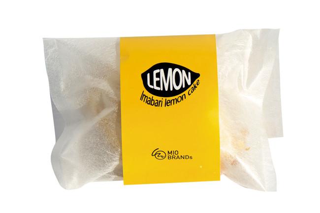 今治レモンケーキ