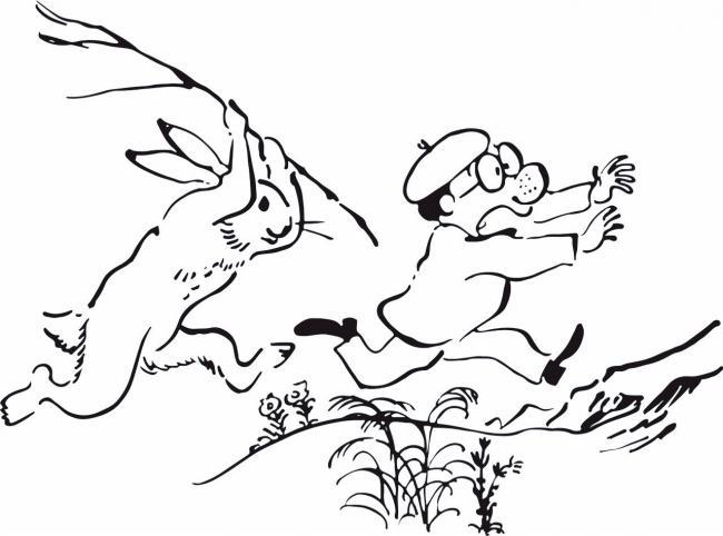 手塚治虫×鳥獣戯画