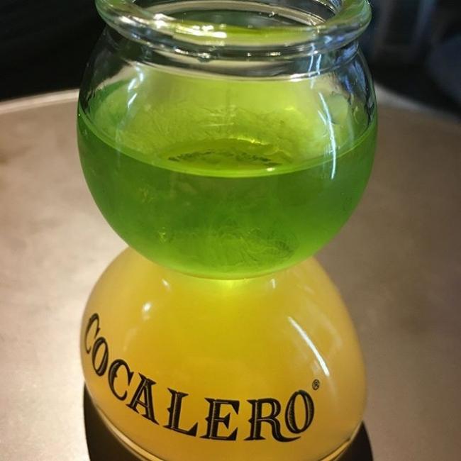 コカグレ(コカレロ&グレープフルーツジュース)がいよいよミラスに登場!