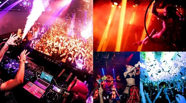 東京、いや日本No1の超豪華ラウンジV2 TOKYO! 毎晩行われる豪華パーティはまさにラグジュアリーそのものです!