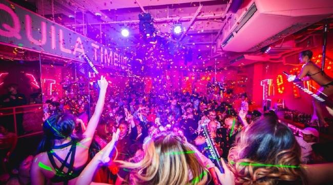 大阪ミナミのクラブで1番広く!スタイリッシュ!ヒップホップを中心としたオールジャンルのクラブイベントが開催!大人の社交場! THE PINK - クラブ ザ ピンク大阪