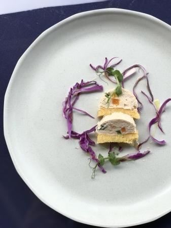 チキンとお豆腐のFAVORIテリーヌ