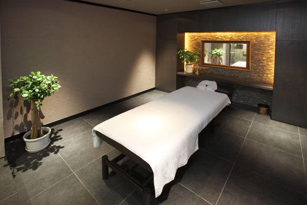 「SPA DAMAI」個室の例