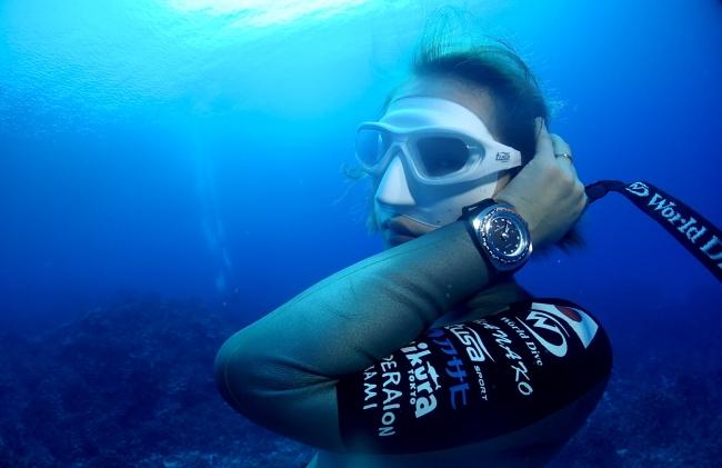 フリー ダイビング