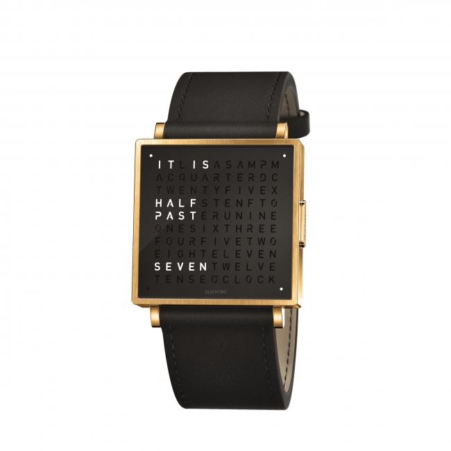 ゴールドブラック レザー 本体価格107,000円