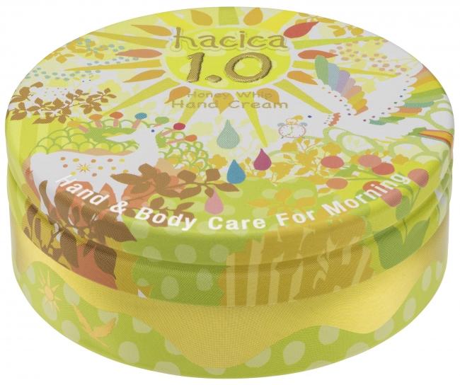画像: ハチカ ハニーホイップハンドクリーム1.0 70g/980円