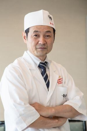 弁慶料理長 高島 稔