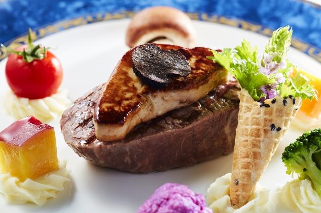 婚礼料理 国産牛フィレステーキ(イメージ画像)