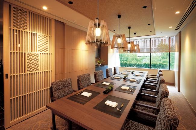 「弁慶」個室