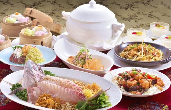 中国料理「鴻臚」【豊楽】コース