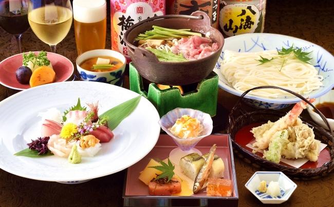 日本料理「弁慶」特別会席