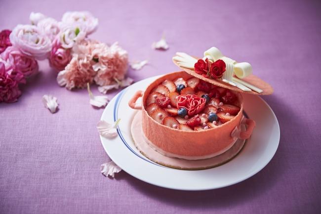 「母の日ケーキ」イメージ