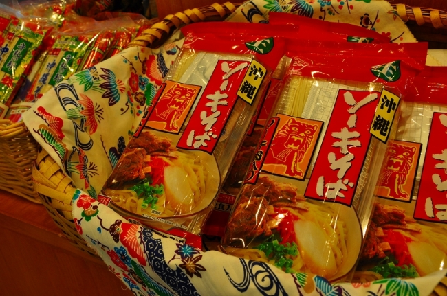 【オクマ プライベートビーチ & リゾート】沖縄そばの日フェア