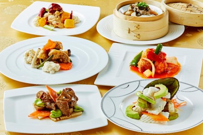 中国料理「桃李」熱々ランチオーダーバイキング