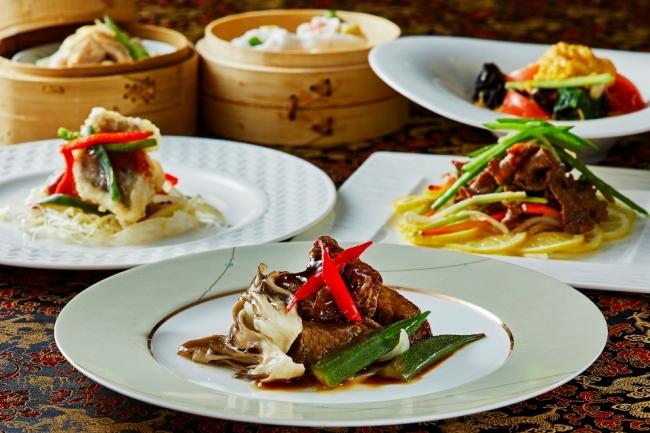 中国料理「桃李」テーブルディナーオーダーバイキング(写真はイメージです)