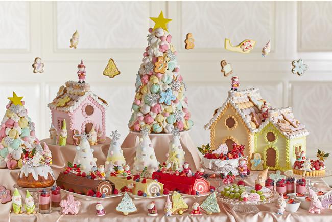 クリスマススイーツブッフェイメージ