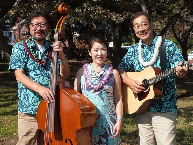 ハワイアンバンド ウイラニ
