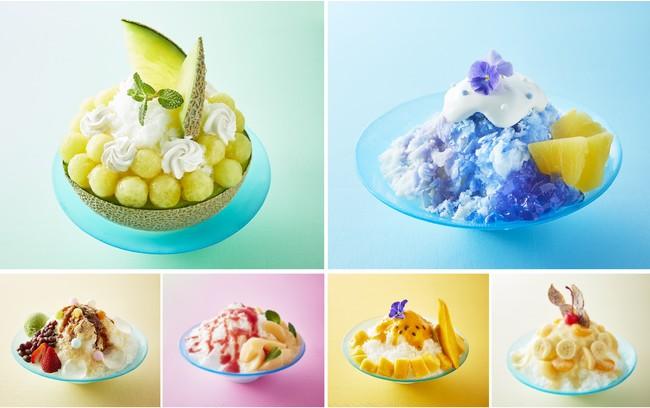 「プレミアムかき氷」イメージ